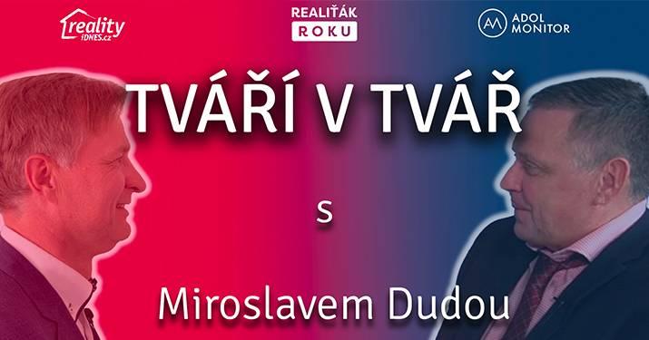 TVÁŘÍ V TVÁŘ - Miroslav Duda