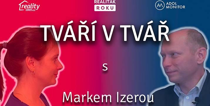 TVÁŘÍ V TVÁŘ - Marek Izera