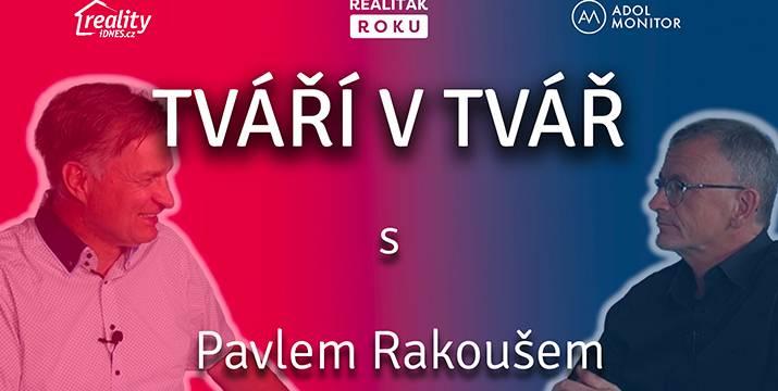 TVÁŘÍ V TVÁŘ - Pavel Rakouš