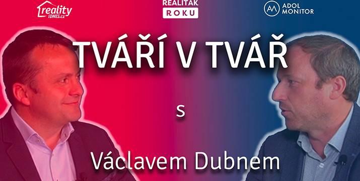 TVÁŘÍ V TVÁŘ - Václav Duben