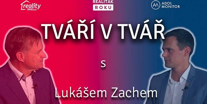 TVÁŘÍ V TVÁŘ - Lukáš Zach