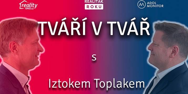 TVÁŘÍ V TVÁŘ - Iztok Toplak