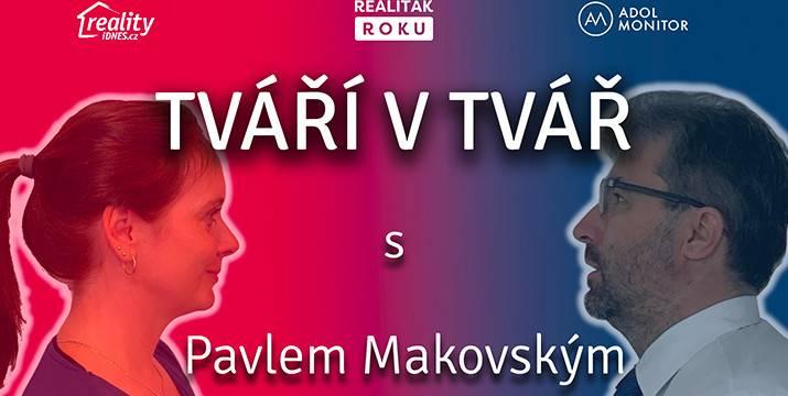 TVÁŘÍ V TVÁŘ - Pavel Makovský