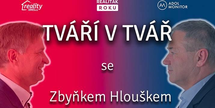 TVÁŘÍ V TVÁŘ - Zbyněk Hloušek